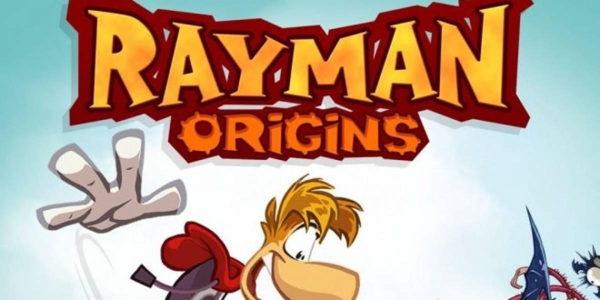 Rayman Origins también estará disponible para PC