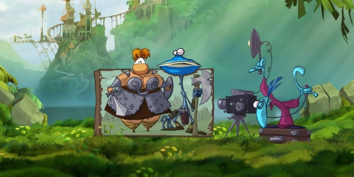 Detalles del desarrollo de Rayman Origins