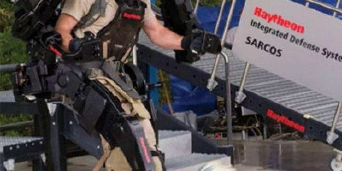 El apantallante exoesqueleto XOS-2 podría venderse en 5 años