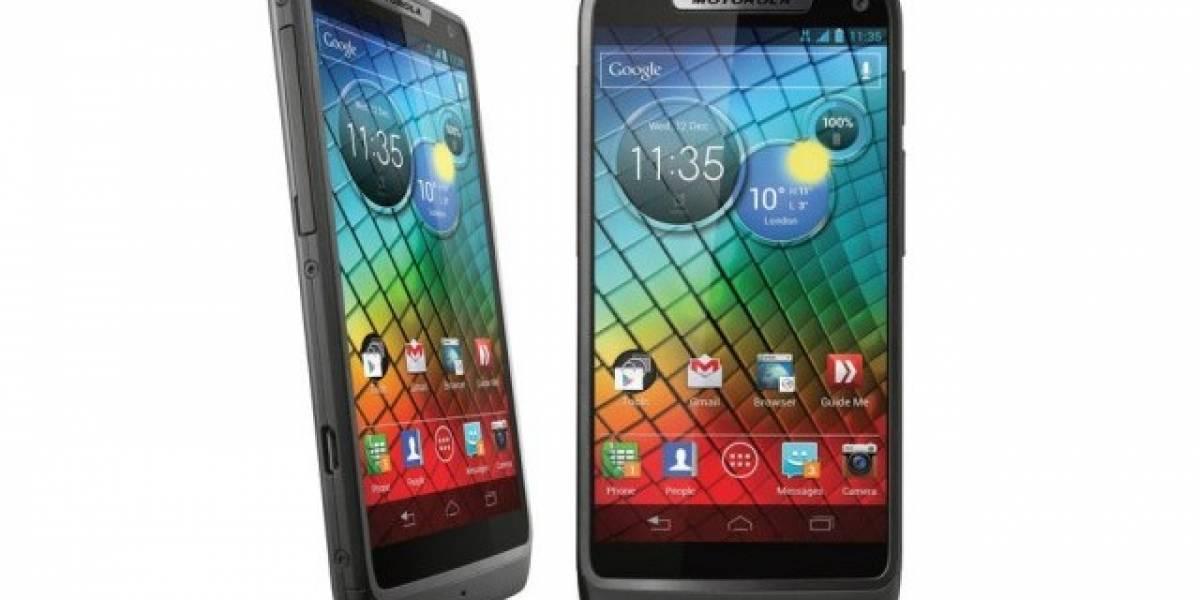 Motorola anuncia nuevo RAZR i con procesador Intel