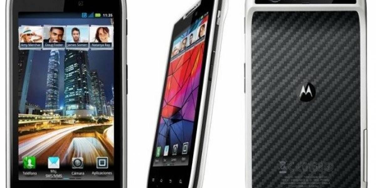 Argentina: Ya está disponible Android ICS 4.0.4 para Motorola Razr