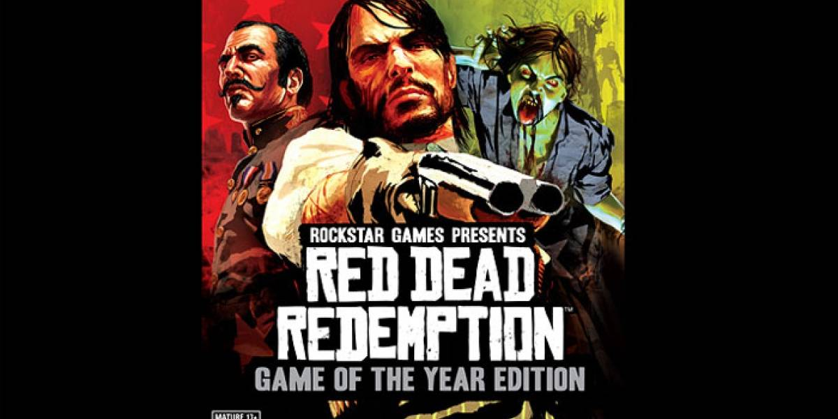 Rockstar confirma Red Dead Redemption: Game of the Year Edition