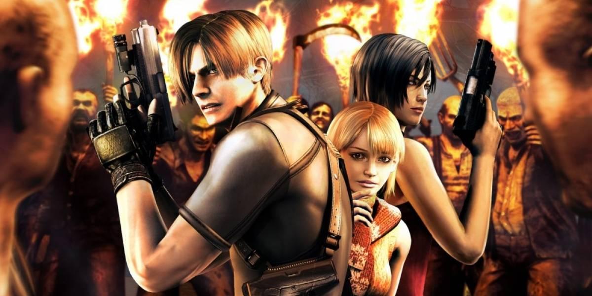 Capcom anuncia las fechas de llegada de Resident Evil 4 y Code Veronica HD [Comic-Con 11]