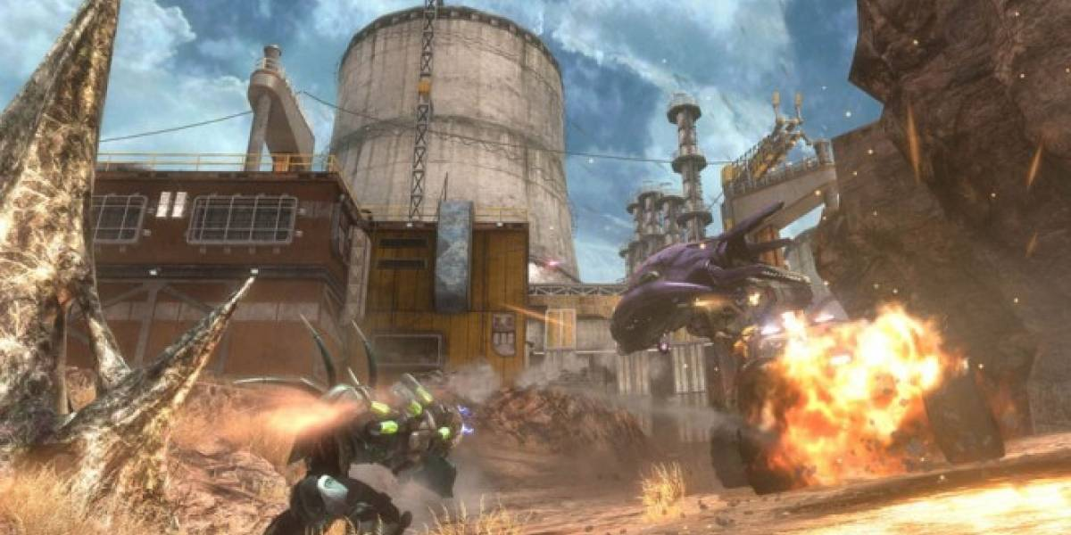 Todo Halo: Reach está rebajado en Xbox Live