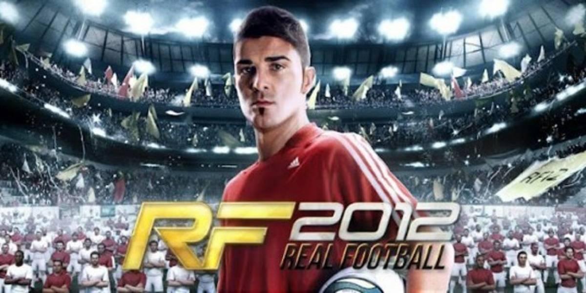 Ya puedes descargar Real Football 2012 para Android