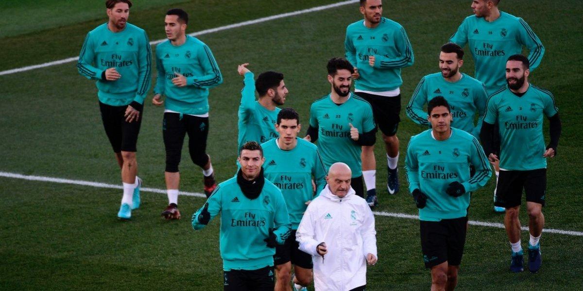 Un Real Madrid en crisis pierde a dos de sus estrellas para enfrentar al Valencia
