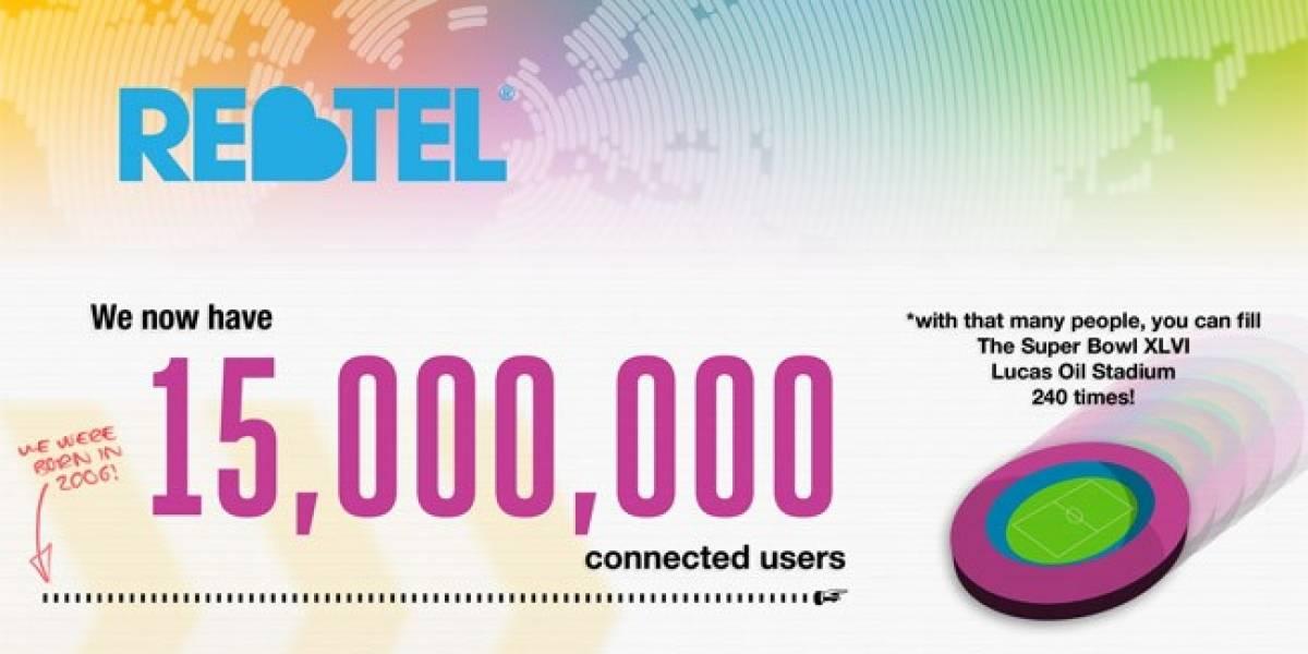Rebtel, competidor móvil de Skype, supera los 15 millones de usuarios