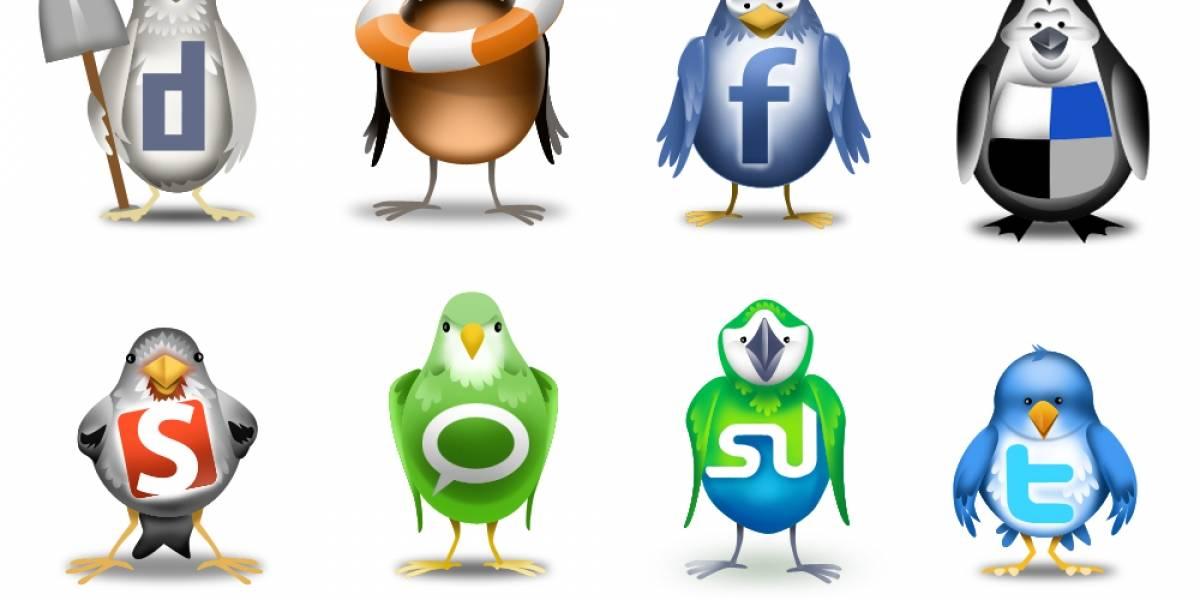 España ocupa el tercer puesto en el ranking de usuarios de redes sociales