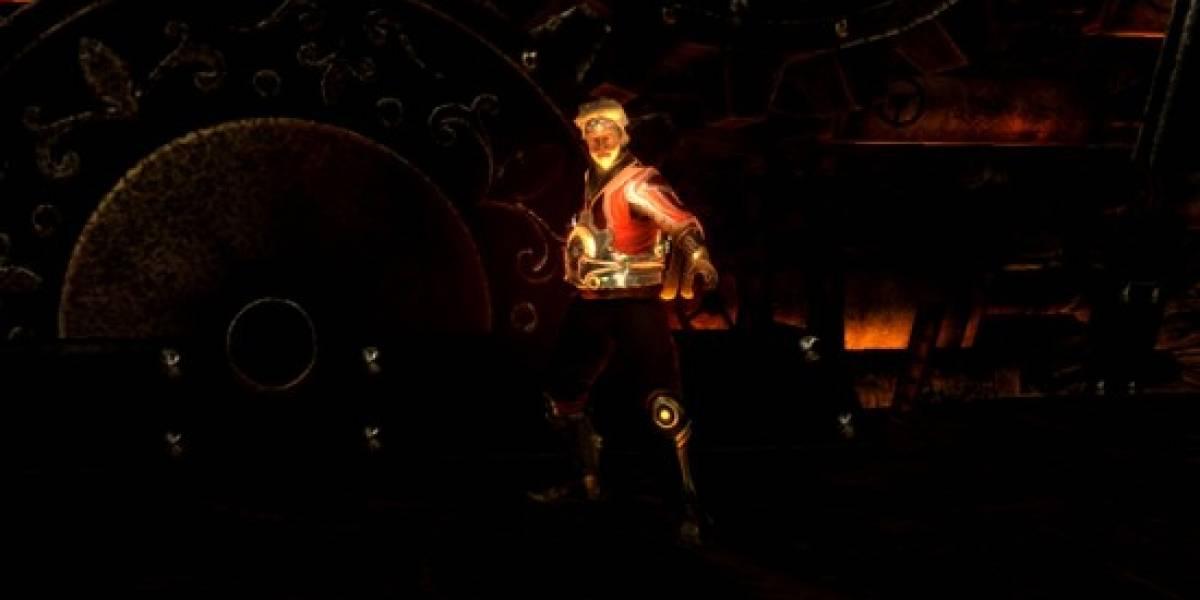 Nuevo trailer de Dungeon Siege III presenta a Reinhart Manx