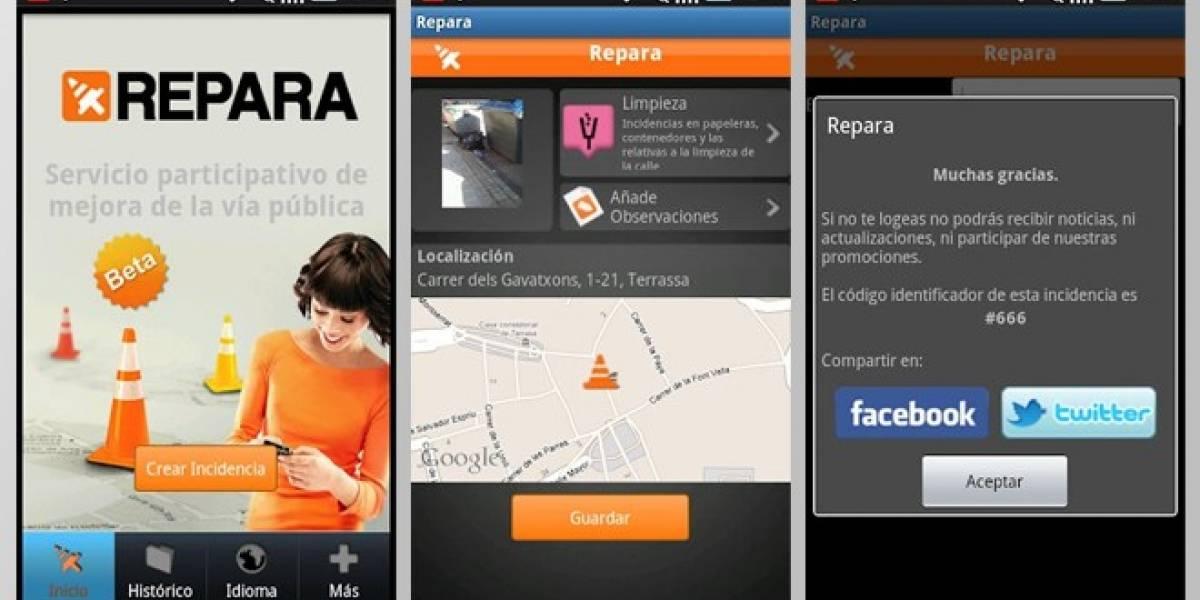 España: Una aplicación que comunica a los ayuntamientos con sus ciudadanos