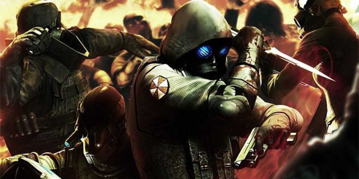 Resident Evil Operation Raccoon City ya tiene fecha de salida