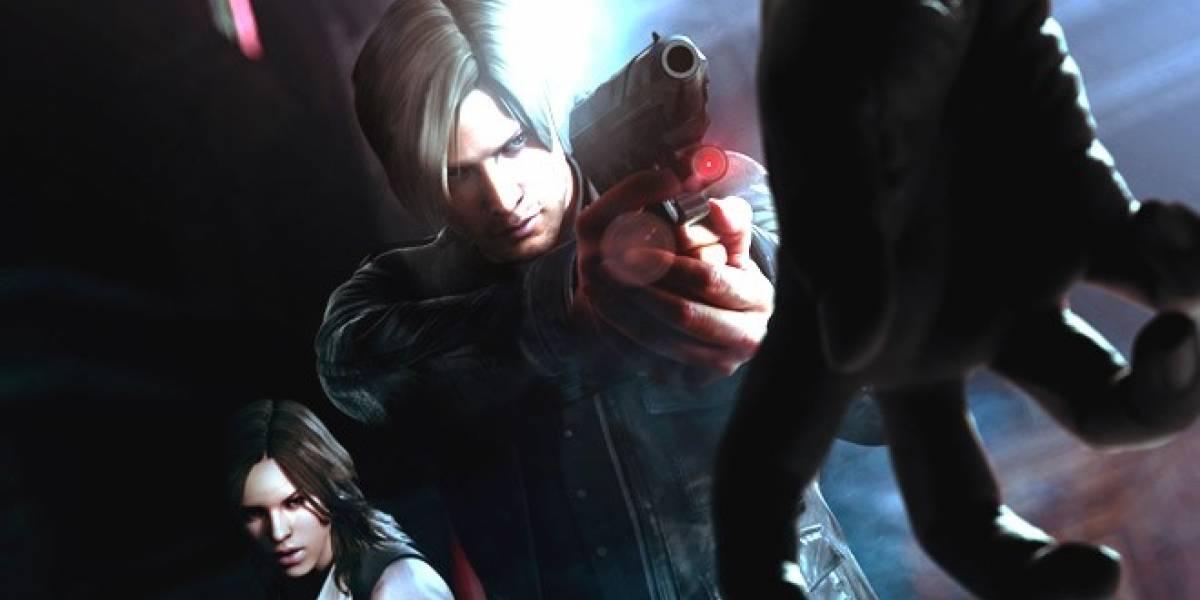 Resident Evil 6, Capcom lo hace oficial
