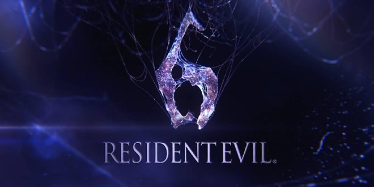 La demo exclusiva de Resident Evil 6 llegará con 2 meses de adelanto a Xbox 360