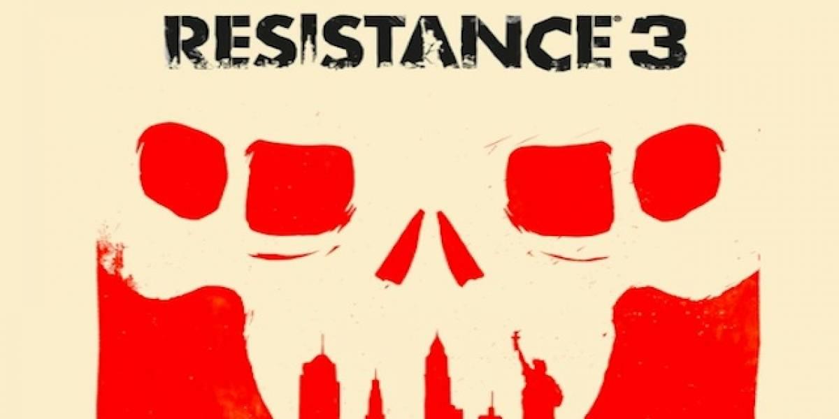 Nuevo trailer de Resistance 3 en acción [E3 2011]