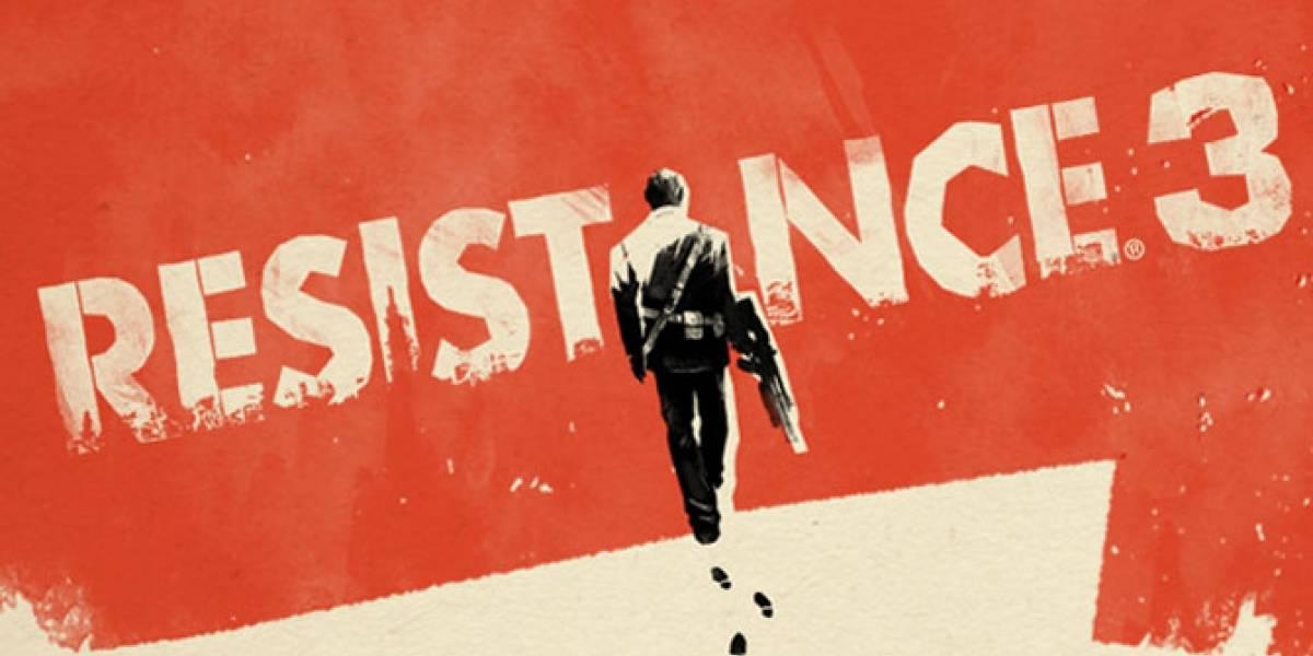 Detalles y fechas de la beta pública de Resistance 3
