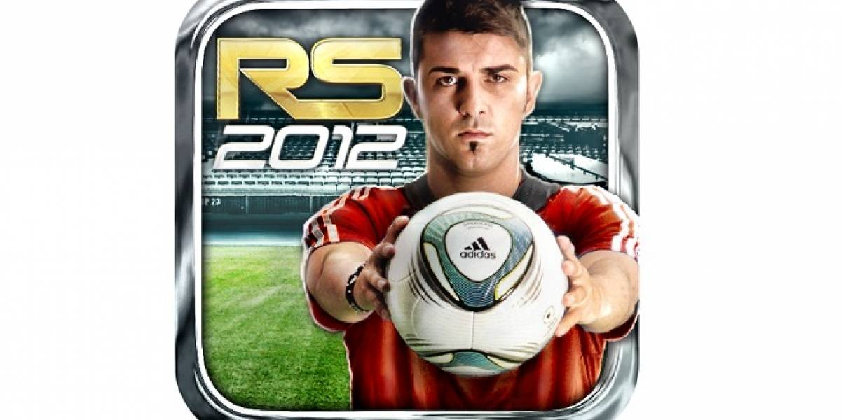 Gameloft presenta Real Football 2012