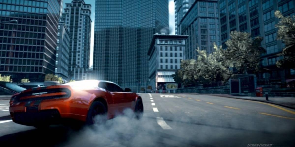 Ridge Racer Unbounded nos permitirá Crear y Destruir
