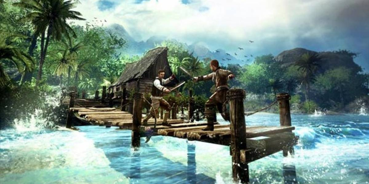 Sumérgete en Risen 2: Dark Waters con nuevos videos de jugabilidad