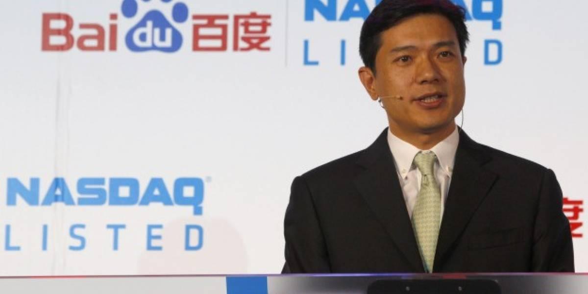 Baidu se fija en las búsquedas en teléfonos celulares para crecer