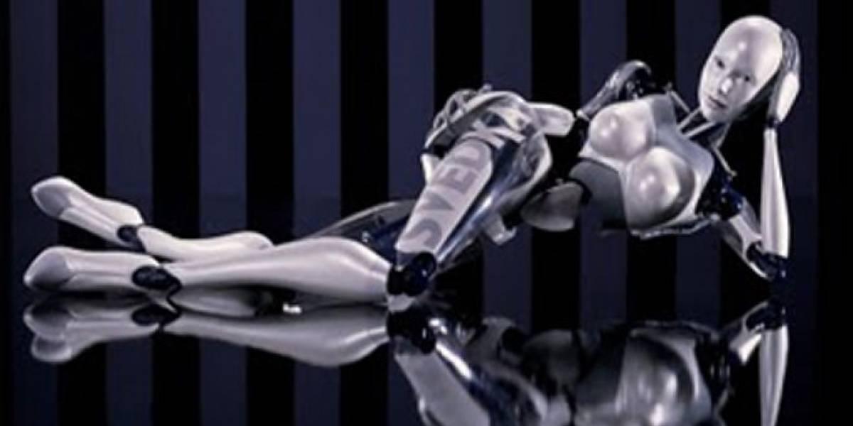 Los robots seducen en CeBIT 2012