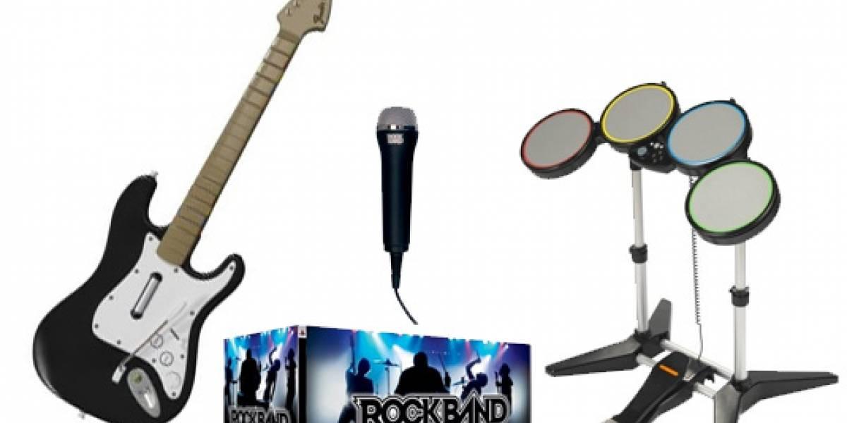 Se han descargado 100 millones de tracks en Rock Band