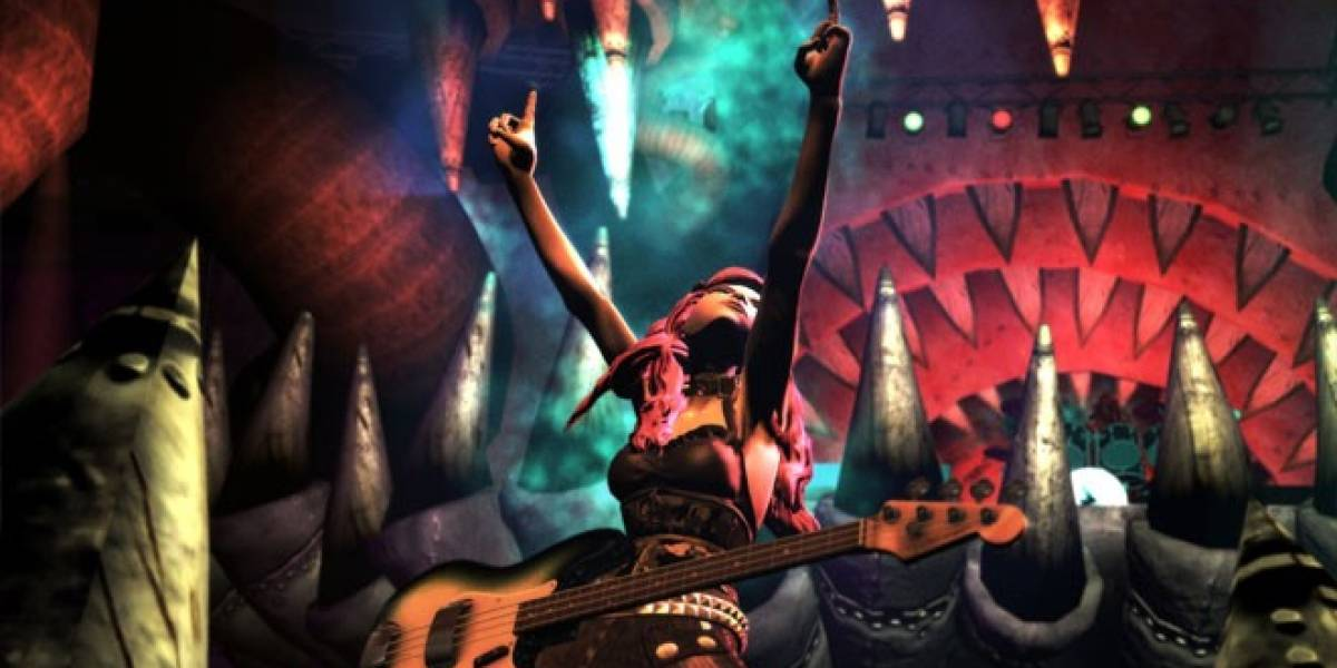 Harmonix seguirá ofreciendo contenido descargable para Rock Band