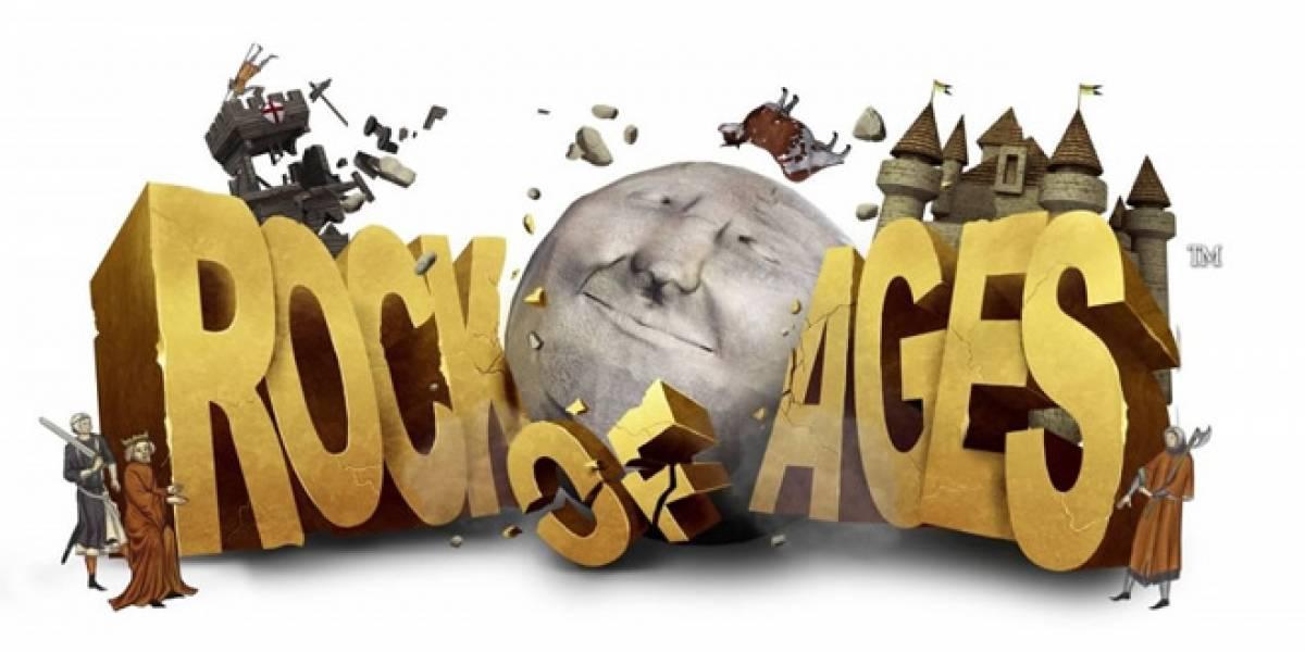 Chile: Machinima reconoce a Rock of Ages como Juego más Original del 2011