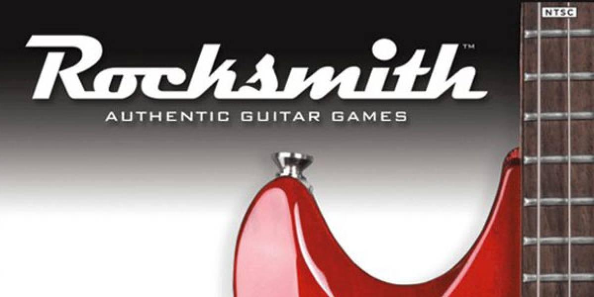 E3 2012: Rocksmith llega a territorios EMEA el 11 de octubre y contará con un modo para bajo