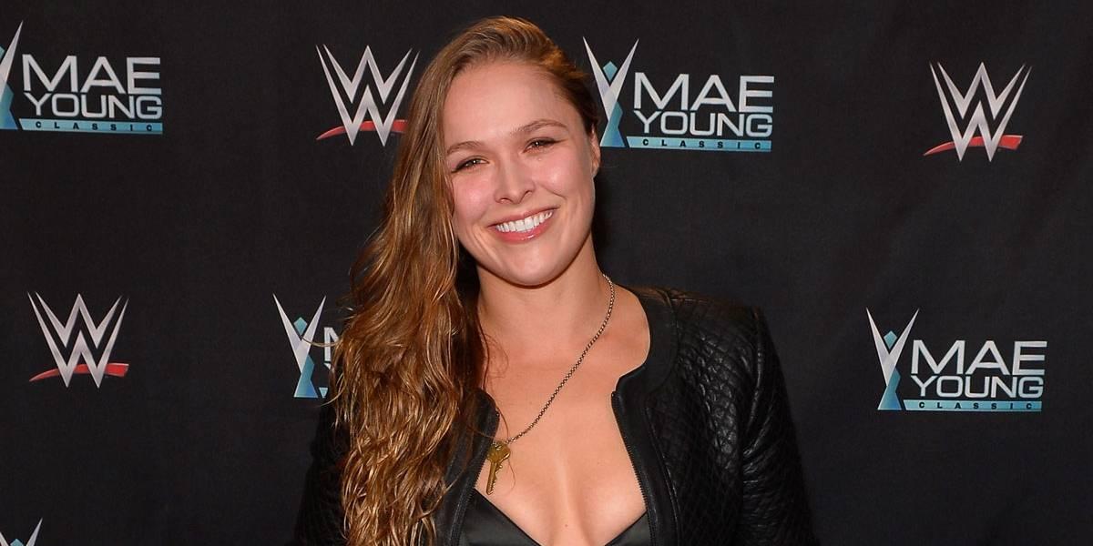 Ronda nega retorno ao UFC