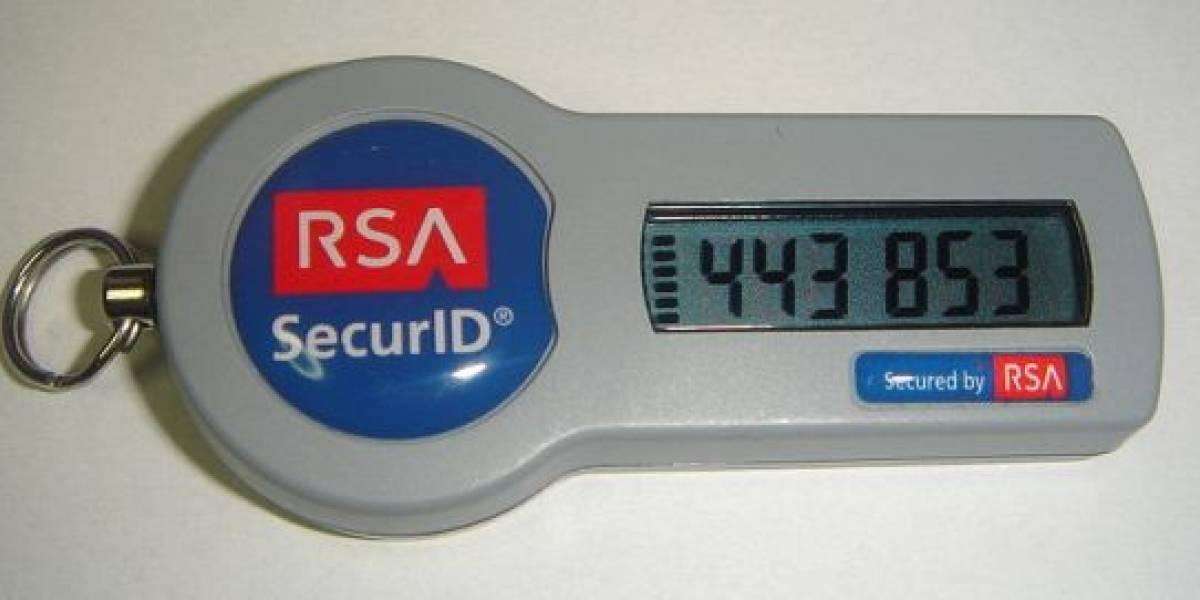 RSA SecurID sufre ataque nunca visto