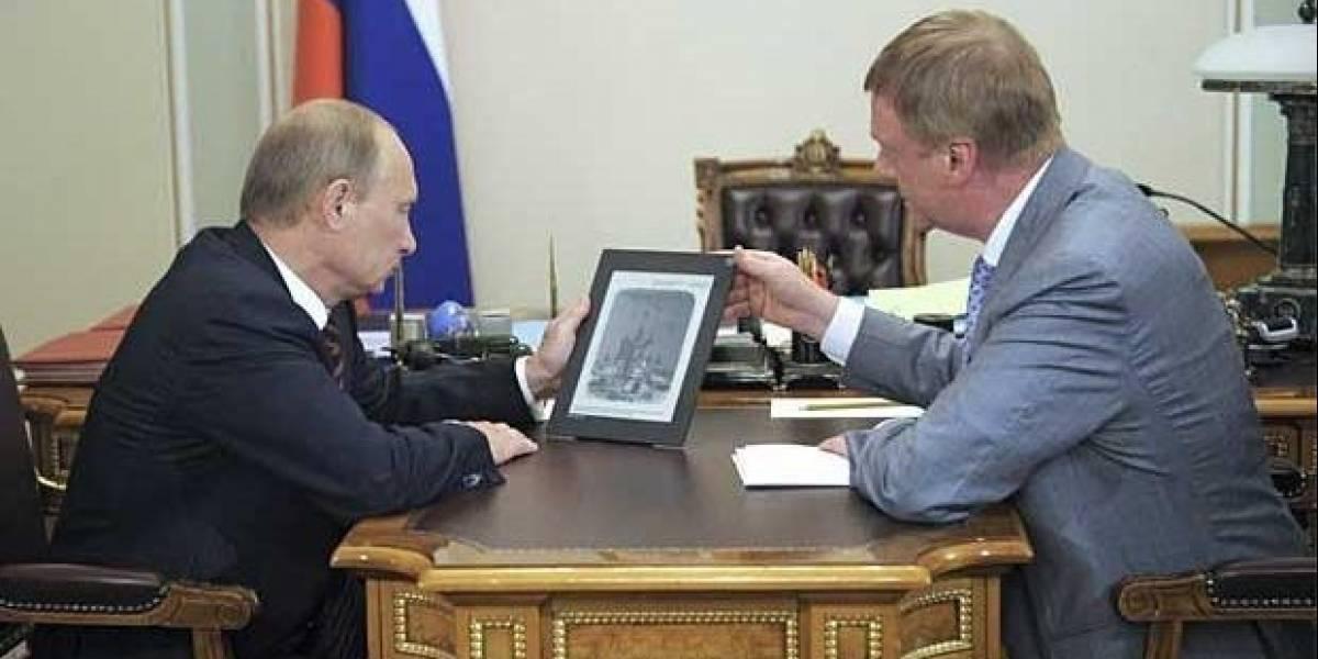 En Rusia, el ejercito desarrollando una tableta basada en Android
