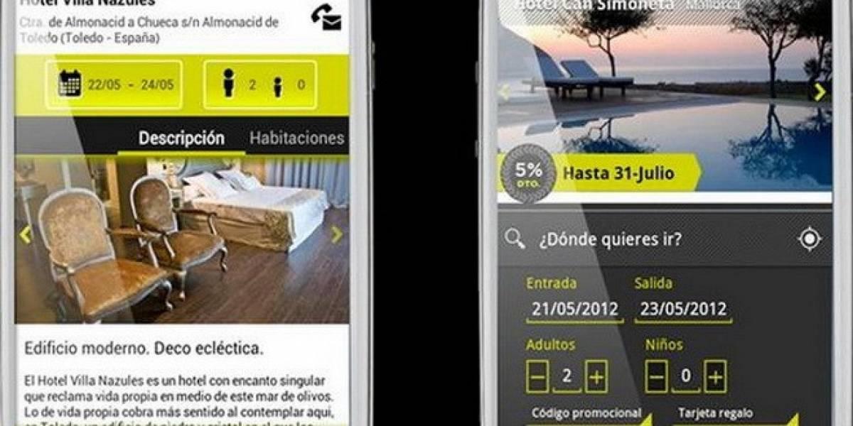 España: Rusticae ya tiene disponible su aplicación para móviles