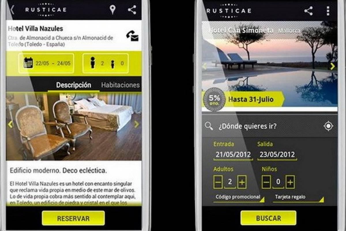Espa a rusticae ya tiene disponible su aplicaci n para for Primicias ya para movil