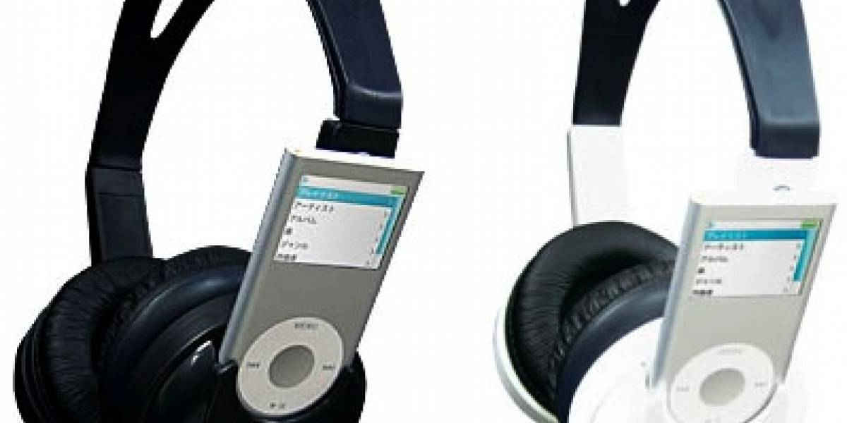 RWC neoTune: iPod nano en tu oreja (literalmente)