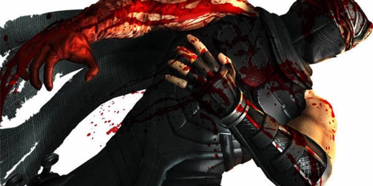 Ninja Gaiden 3 recibe su primer trailer de jugabilidad [E3 2011]