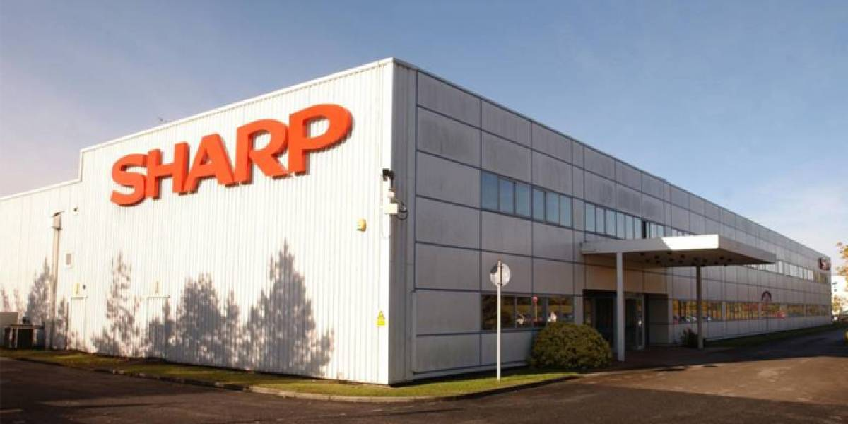Sharp registró pérdidas de USD$4.700 millones en 2011