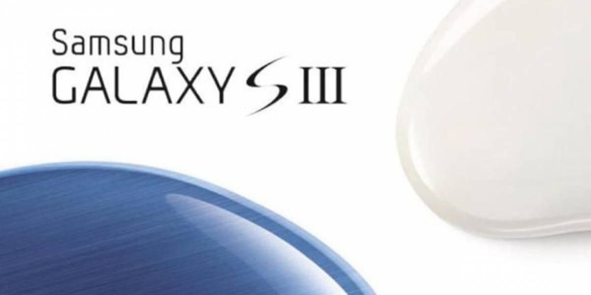 En pruebas gráficas el Samsung Galaxy S III supera a todos su rivales