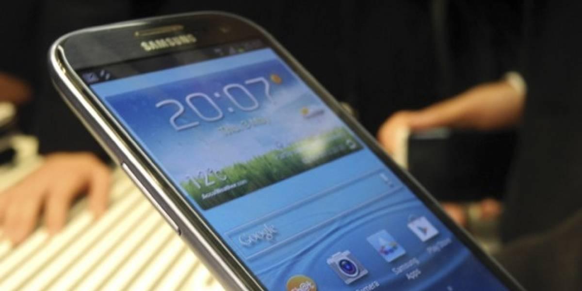 Cinco imperdibles e impresentables del Samsung Galaxy S III