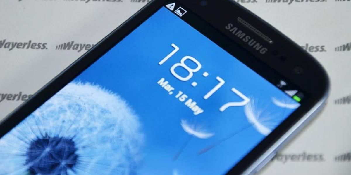 Samsung habría preparado de antemano al Galaxy S III para Android 4.1