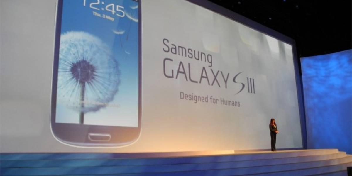 Accesorios para completar el Samsung Galaxy S III