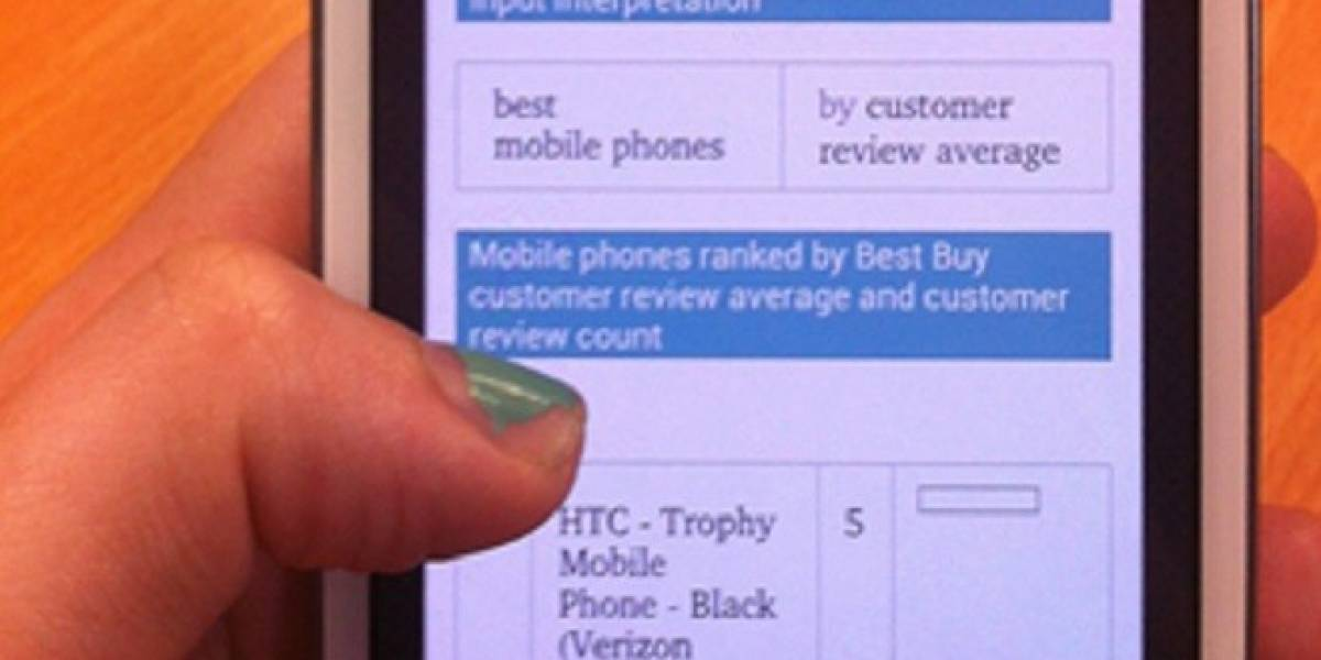 S Voice también asegura que un Windows Phone es el mejor teléfono