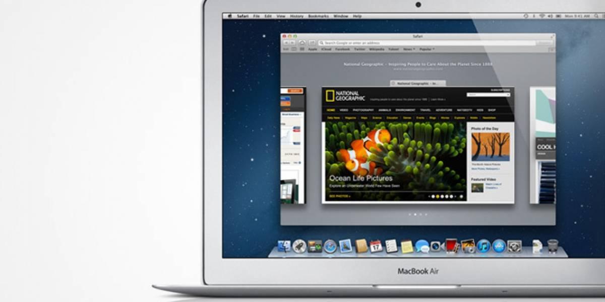 Apple lanza Safari 6.0, no tiene versión para Windows