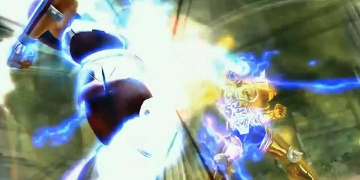 Caballeros del Zodiaco para PS3 y sí, hay trailer