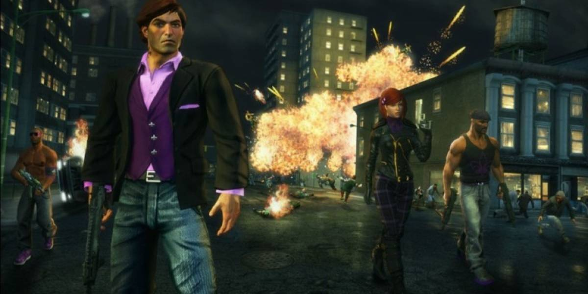 THQ muestra la segunda misión completa de Saints Row: The Third