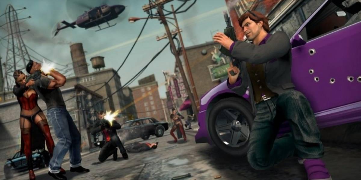 Saints Row 3 luce impresionante en el primer trailer de jugabilidad