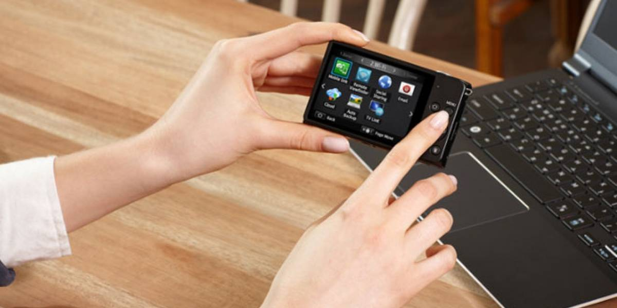 Samsung: El 50% de las cámaras fotográficas llevarán WiFi en 2014