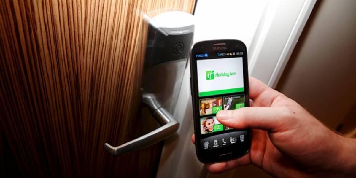 Hotel inglés puede ser controlado con un Samsung Galaxy S III