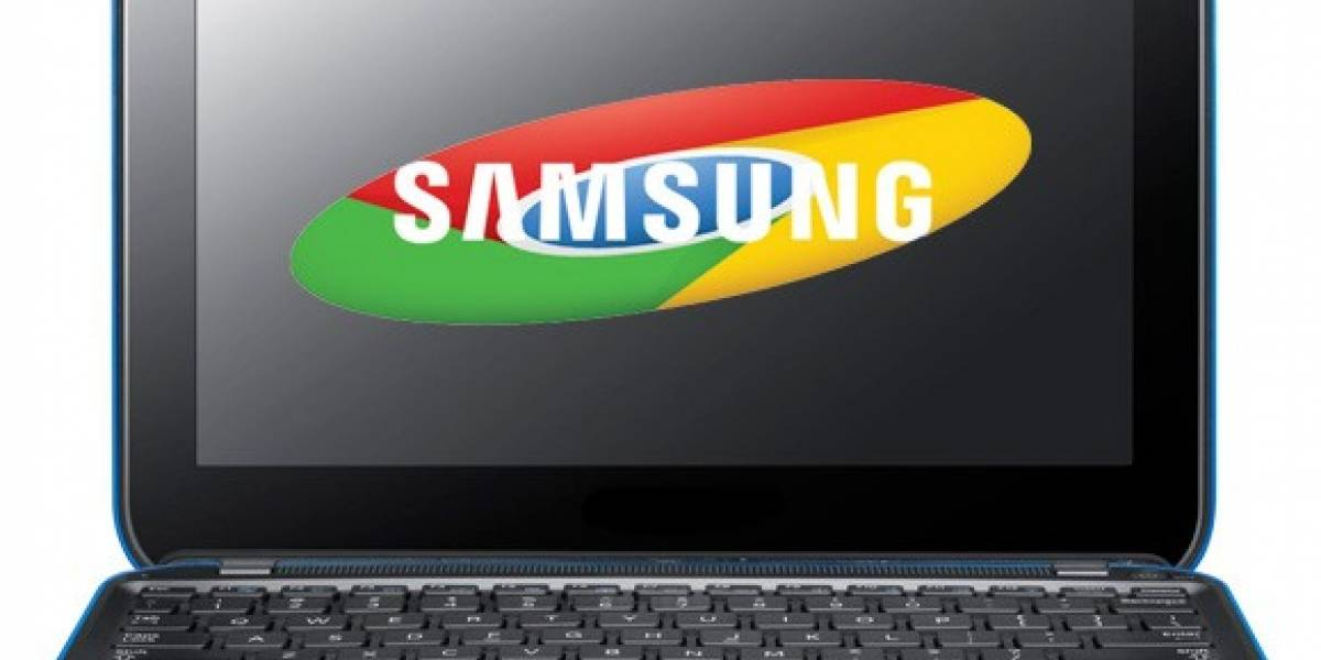 """Alex"", el netbook de Samsung que vendrá con Chrome OS"