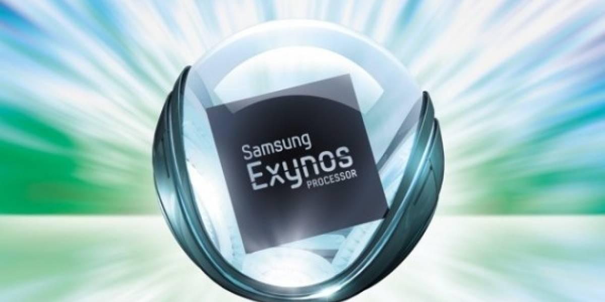 Así será el Exynos 5 Dual-Core 5250, el próximo chip de Samsung