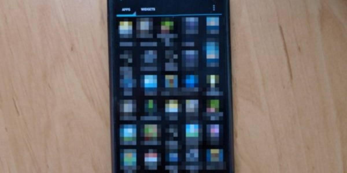 Una nueva supuesta imagen del Galaxy S III aparece en internet